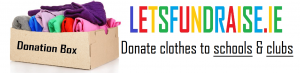 Fundraise by recycling clothes & helping others